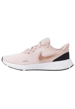 Nike Performance - REVOLUTION 5 - Zapatillas de running neutras - barely rose/metallic red bronze/stone mauve