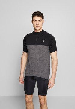 Triple2 - SWET NUL MEN - T-Shirt print - anthracite