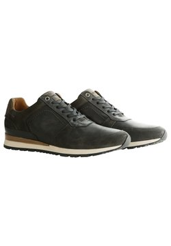 Travelin - WELTON - Sneaker low - dark grey/black
