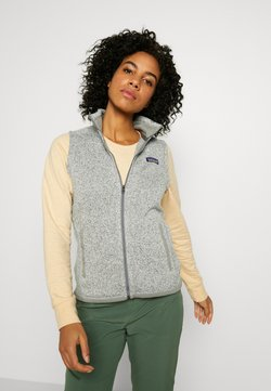 Patagonia - BETTER SWEATER - Weste - birch white