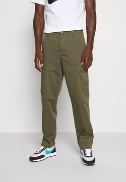 Levi's® - XX TAPER CARGO II - Cargo trousers - olive