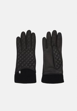 Roeckl - CHESTER TOUCH - Fingerhandschuh - black