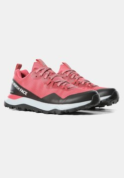 The North Face - W ACTIVIST FUTURELIGHT - Hikingschuh - holly berry/blush
