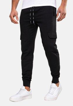 Threadbare - STEFAN - Jogginghose - black