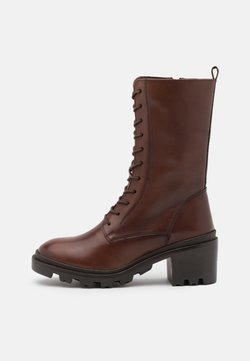 Zign - Lace-up boots - dark brown