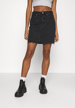 Levi's® - DECON ICONIC SKIRT - Minirock - dark gossip
