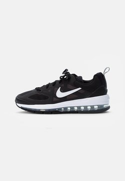 Nike Sportswear - AIR MAX GENOME - Sneakers laag - black/white-anthracite