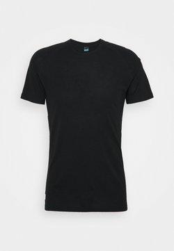 Mons Royale - TEMPLE TECH  - T-Shirt basic - black