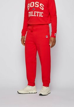 BOSS - JAFA - Jogginghose - red
