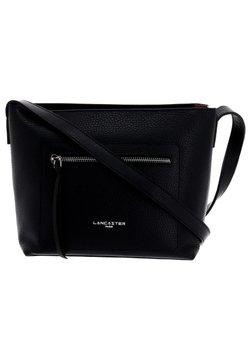 LANCASTER - Handtasche - black / nude