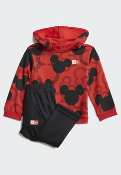 adidas Performance - DISNEY MICKEY MOUSE JOGGER - Dres - red