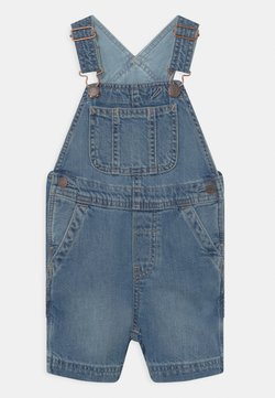 GAP - TODDLER BOY SHORTALL - Tuinbroek - blue denim