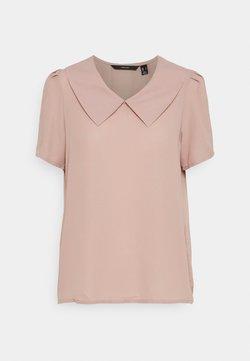 Vero Moda - VMMILA - T-shirt basic - fawn