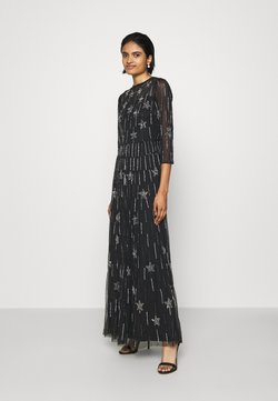 Lace & Beads - FRANCESCA MAXI - Occasion wear - black