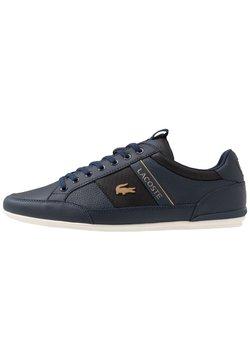 Lacoste - CHAYMON - Sneaker low - navy/black