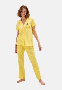 LC Waikiki - Pyjama - yellow
