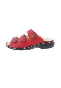 Finn Comfort - MENORCA-S - Pantolette flach - light red