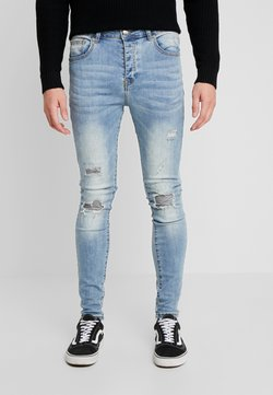 Sixth June - WITH INSIDE BIKE - Jeans slim fit - blue