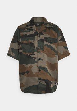 Diesel - WOLF - Hemd - camouflage