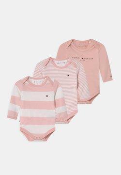 Tommy Hilfiger - BABY GIFTBOX 3 PACK UNISEX - Geschenk zur Geburt - pink