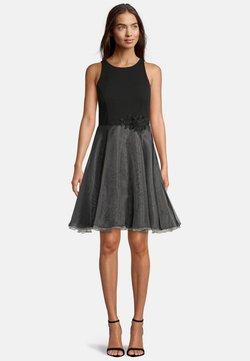 Vera Mont - Cocktailkleid/festliches Kleid - black rosé
