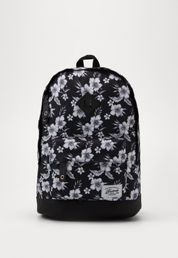 Fabrizio - BEST WAY BACKPACK - Reppu - black