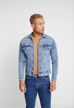 Only & Sons - ONSCOME TRUCKER - Veste en jean - blue denim
