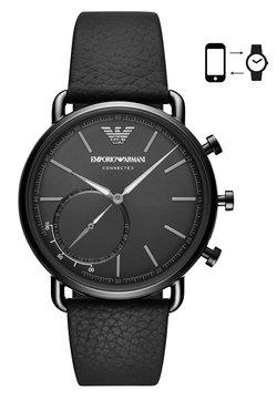 Emporio Armani Connected - Montre - schwarz
