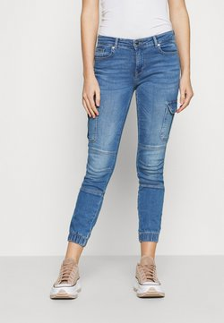 ONLY - ONLMISSOURI LIFE - Relaxed fit jeans - medium blue