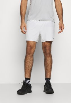 adidas Performance - SATURDAY SHORT - Pantalón corto de deporte - light grey