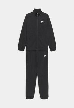 Nike Sportswear - TRACKSUIT UNISEX - Survêtement - black/white