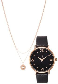 Even&Odd - Reloj - black