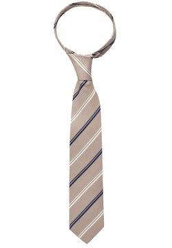 Eterna - Krawatte - beige