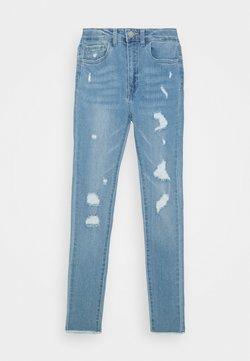Levi's® - 720 HIGH RISE SUPER SKINNY - Jeans Skinny Fit - blue