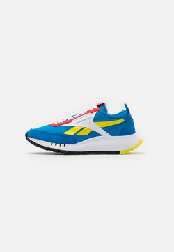 Reebok Classic - LEGACY UNISEX - Sneaker low - dynamic blue/horizon blue/instinct red