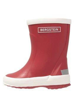 Bergstein - RAINBOOT - Bottes en caoutchouc - red