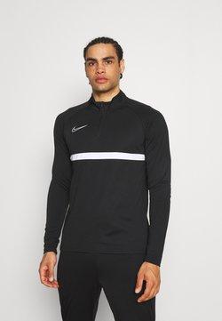 Nike Performance - Funktionströja - black/white