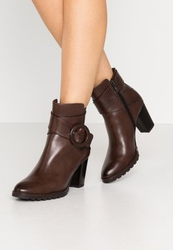 Caprice - Stiefelette - dark brown