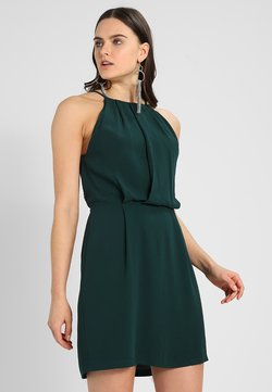 Samsøe Samsøe - WILLOW SHORT DRESS - Cocktailkleid/festliches Kleid - ponderosa pine