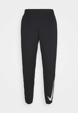 Nike Performance - ESSENTIAL PANT - Pantalones deportivos - black/reflective silver