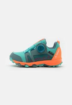 adidas Performance - TERREX  AGRAVIC BOA R.RDY UNISEX - Obuwie hikingowe - hazy emerald/acid mint/screaming orange
