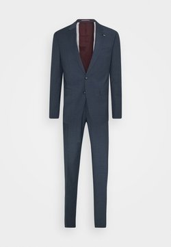 Tommy Hilfiger Tailored - SLIM FIT SUIT - Anzug - blue