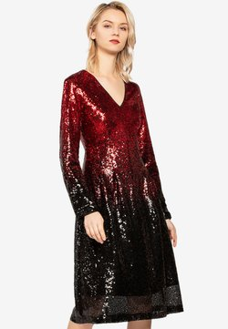 Apart - Cocktail dress / Party dress - red/black