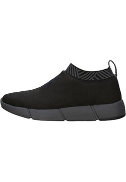 Rens Original - WATERPROOF COFFEE SNEAKERS - Zapatillas -  black