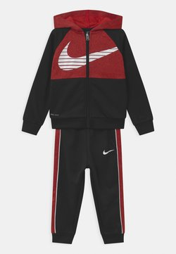 Nike Sportswear - COLORBLOCKED THERMA SET - Veste de survêtement - black