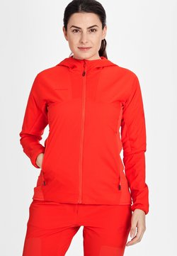 Mammut - RIME LIGHT IN FLEX - Giacca softshell - spicy