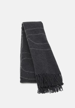 CLOSED - SCARF - Sjaal - black