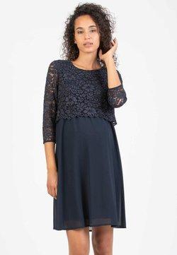 ATTESA - ELEONORA - Sukienka letnia -  dark blue