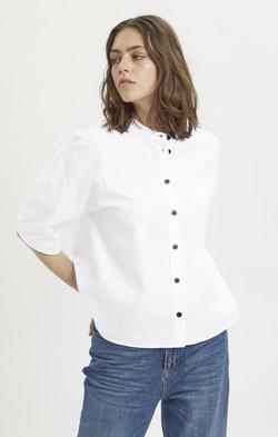 My Essential Wardrobe - Koszula - snow white