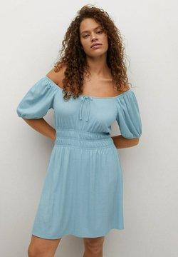 Violeta by Mango - Jersey dress - blau